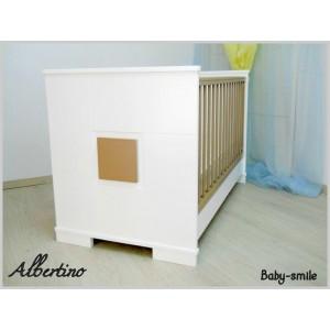 Kρεβάτι Βρεφικό Albertino Βaby Smile