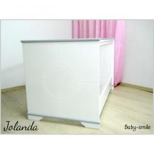 Kρεβάτι Bρεφικό Jolanda Baby Smile