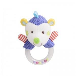 Hedgehog Plastic Rattle Kikka Boo 31201010070