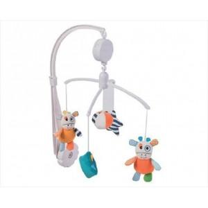 Musical Mobile Raffy Giraffe Kikka Boo 31201010051