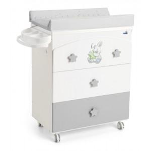 Μπάνιο Συρταριέρα Λαγουδάκι CAM G260