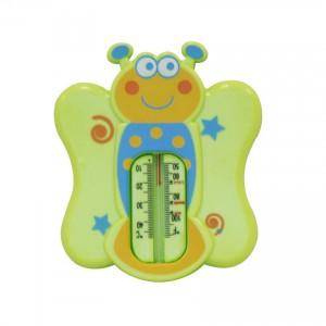 Θερμόμετρο Μπάνιου Βutterfly Green Lorelli 1025003