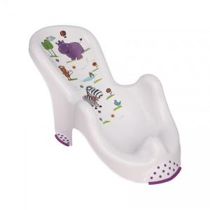 Bάση Μπάνιου Hippo White Lorelli 10130260091