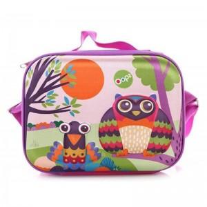 Παιδική Τσάντα Γεύματος Happy Snack Owl Oops X30-31006-12