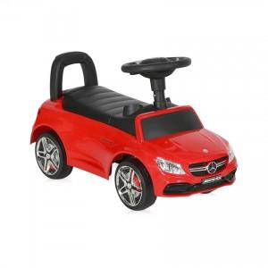 Αμαξάκι Περπατούρα Mercedes Coupe Red Lorelli 10400010001