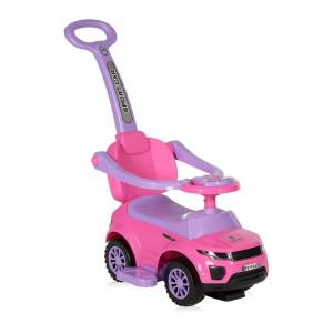 Αμαξάκι Περπατούρα  Of Road Ηandle Pink Lorelli 10400030004